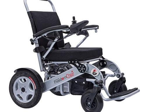 Freedom A08L Electric Folding Wheelchair