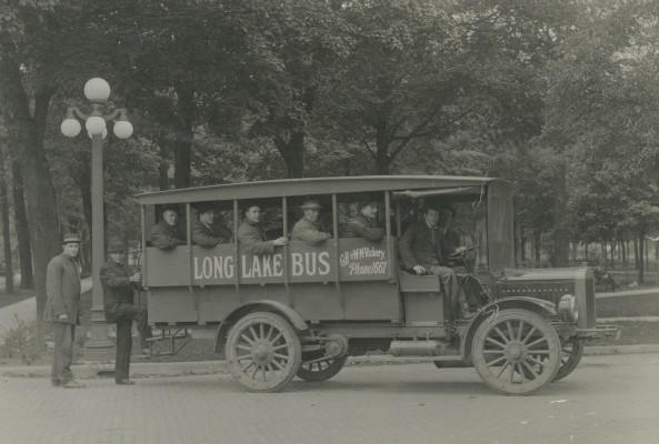 Long Lake bus