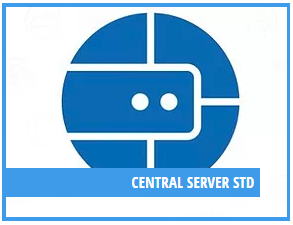 Sophos Central Server STD User Price Band of 1-9 Users - 36 Months