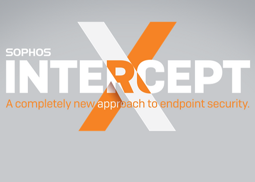 Sophos Central Intercept X User Price Band of 50-99 Users - 36 Months