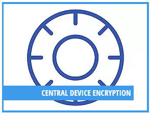Sophos Central Device Encryption User Price Band of 25-49 Users - 12 Months