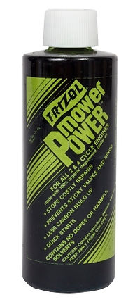 Mower Power | 2 and 4 Cycle Engine Additive