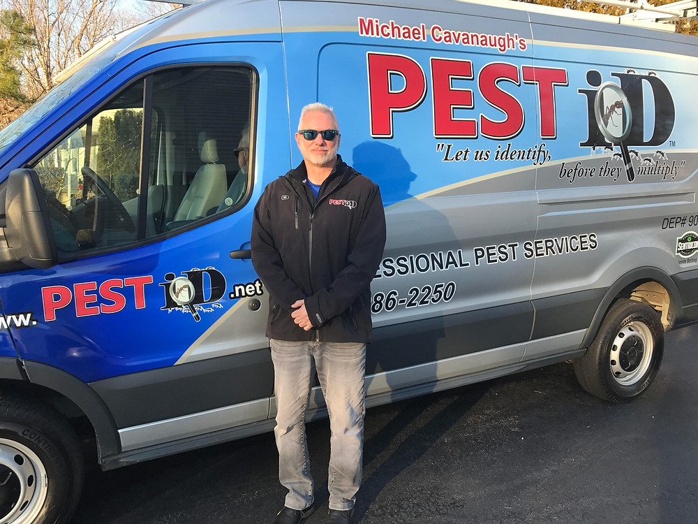 Pest Control Professional who uses Sterifab bed bug spray | Mike Cavanaugh | Pest ID