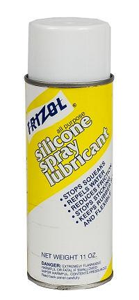Silicone Spray Lubricant | Aerosol