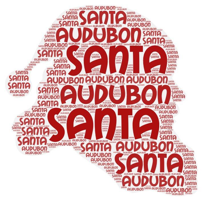 Audubon Santa Logo