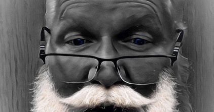 White beard progress