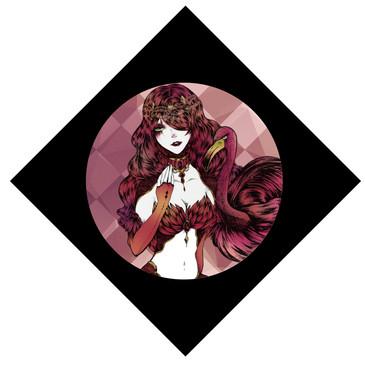 紅玉の女王