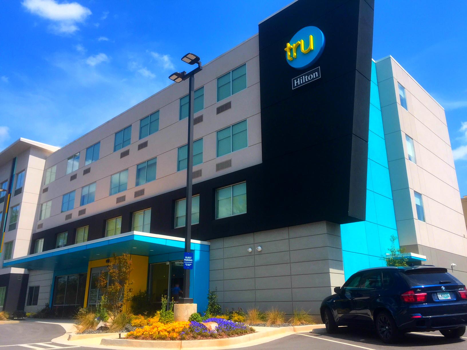 tru hotel McDonough