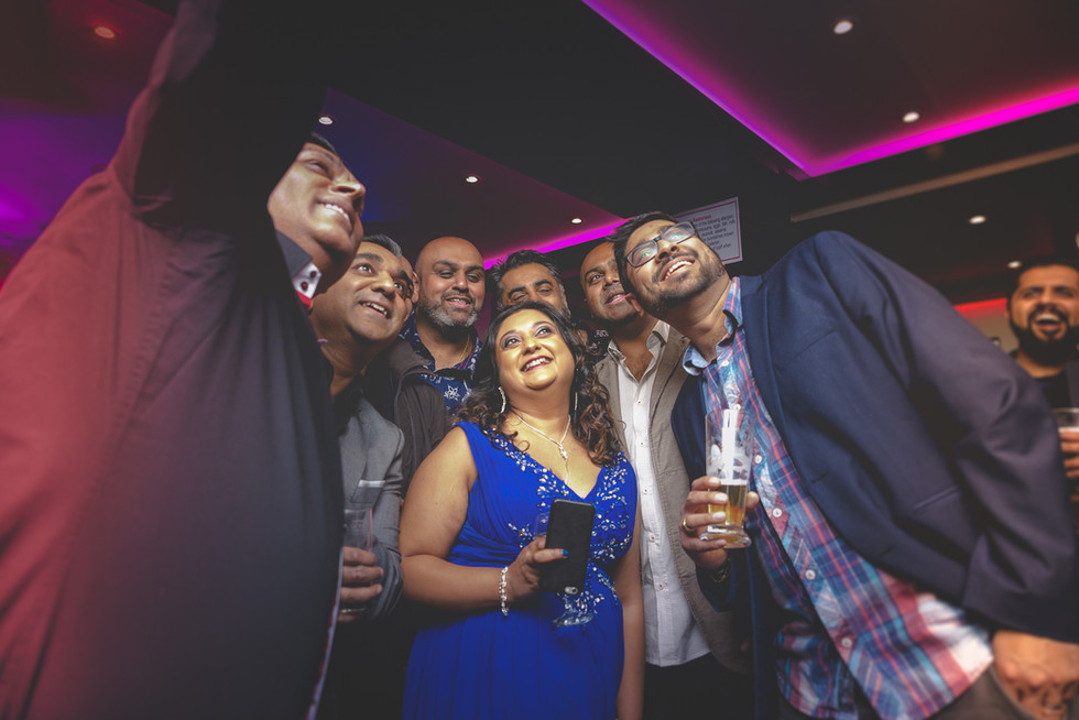 Errol Rebello Photography - Champa 40th