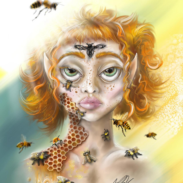 Bee Witch