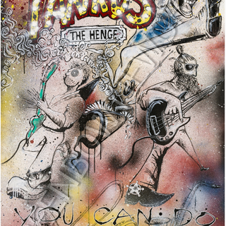 Tankus the Henge Poster