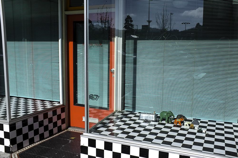 Shop front, San Francisco