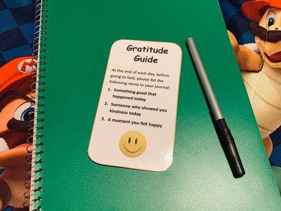 Gratitude Guide