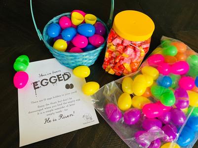 Egg Your Neighbors for Easter!