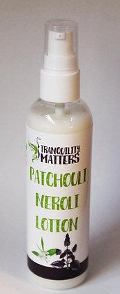 Body Lotion - Patchouli Neroli