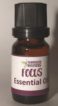 Focus Essential Oil