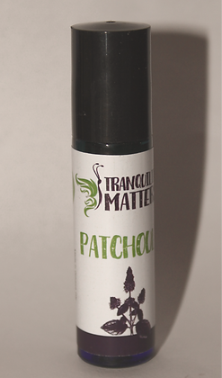 Roll On Oil - Patchouli