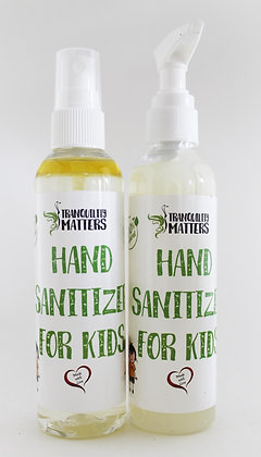 Hand Sanitizer - Kids friendly