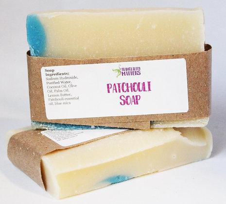 Bar Soap - Patchouli