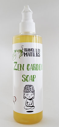 Liquid Soap/Body Wash - Zen Garden