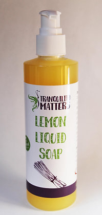 Liquid Soap/Body Wash - Lemony