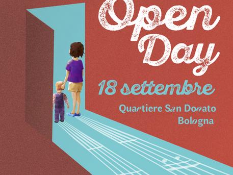Open Day Sabato 18 Settembre: conosciamoci!