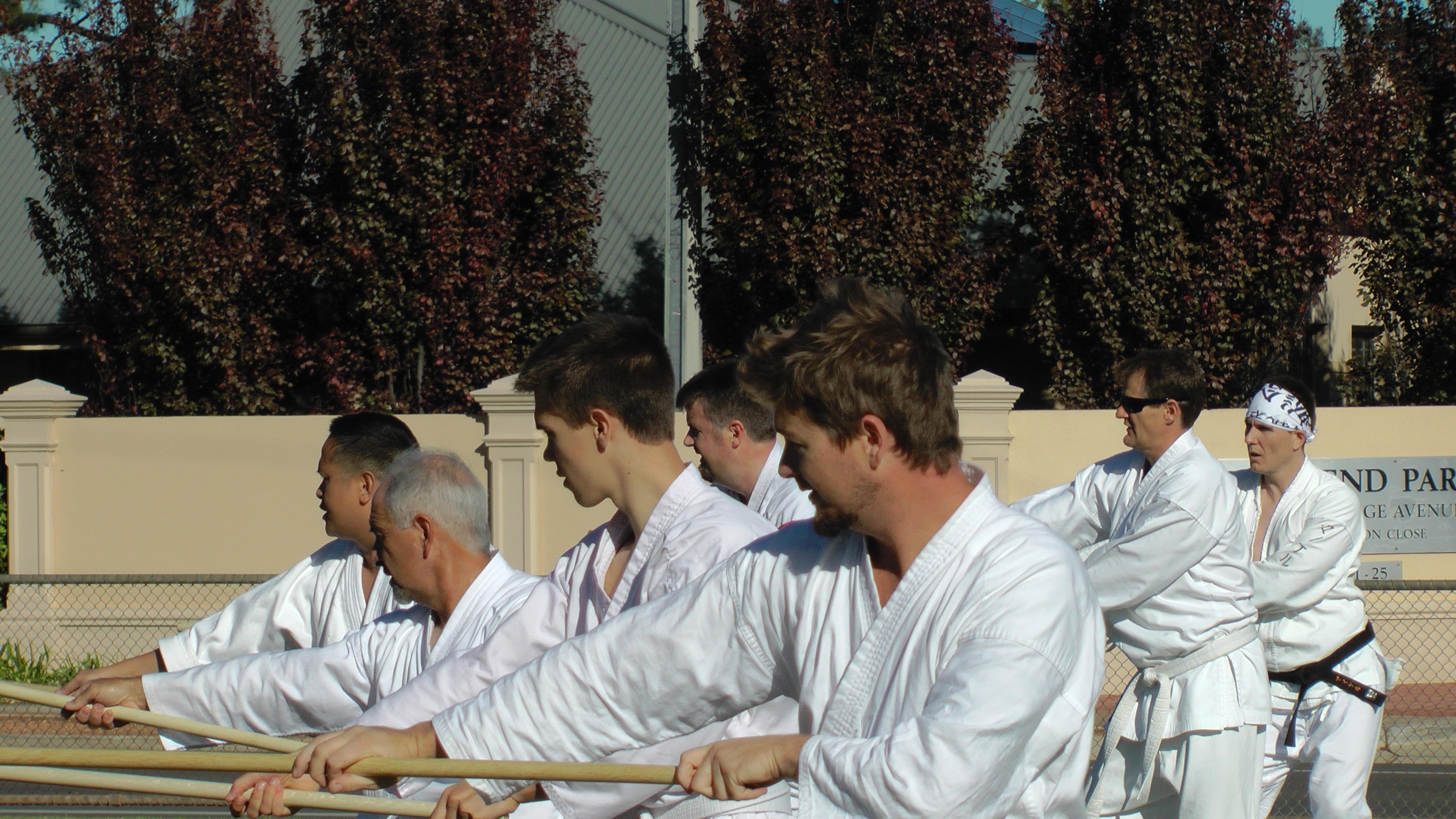 Iwama Aikido Adelaide