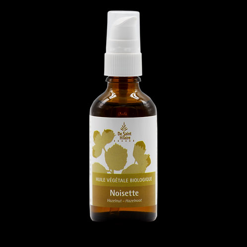 Hazelnut Organic Carrier oil