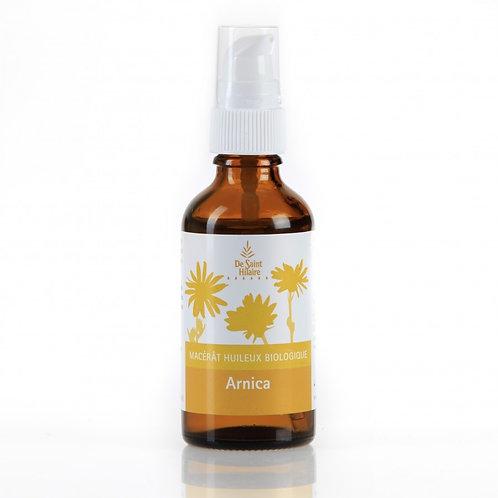 Arnica Organic Carrier oil