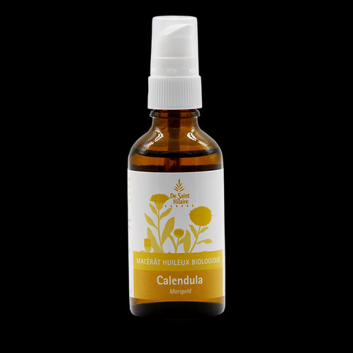 Calendula Organic Carrier oil