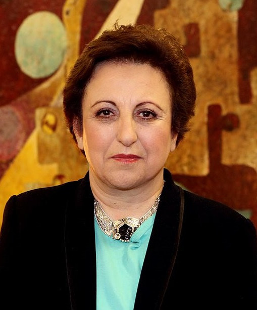 Shirin Ebadi, human rights activist