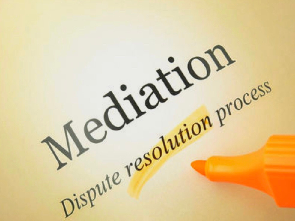Mediation can make the difficult process of divorce a little easier.