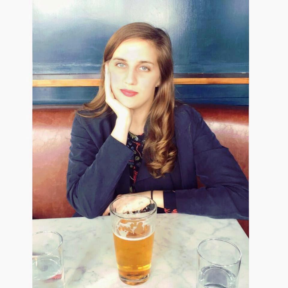 Freelance reporter Bethany Biron