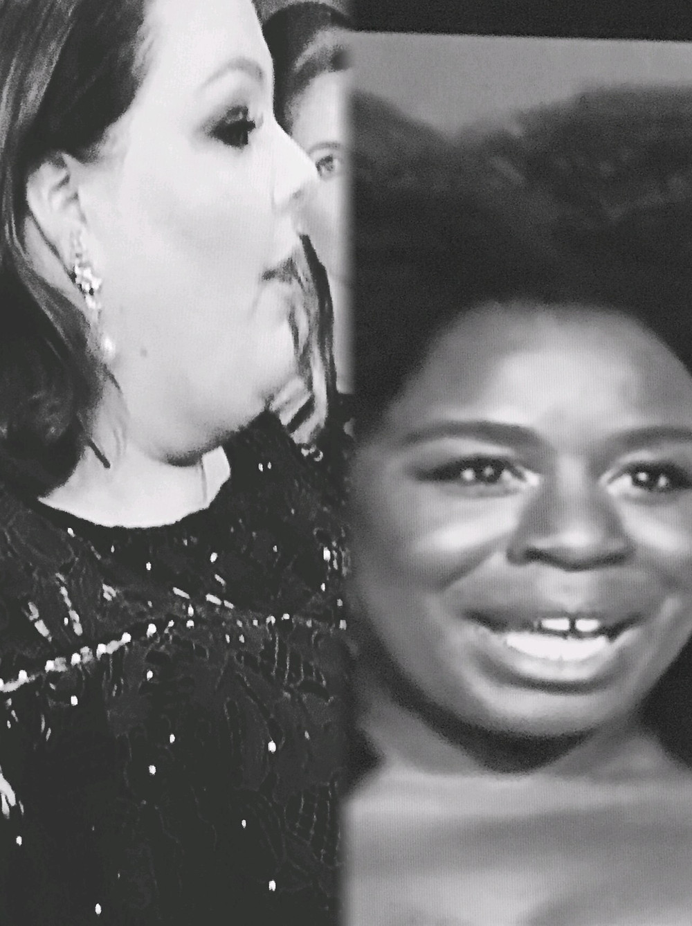 Uzo Aduba and Chrissy Metz