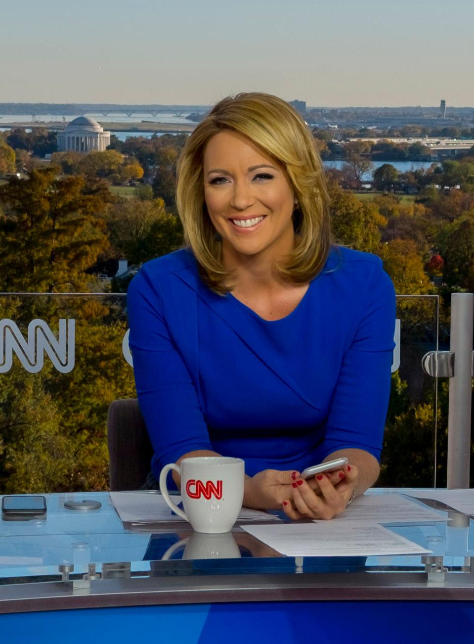 Brooke Baldwin, CNN
