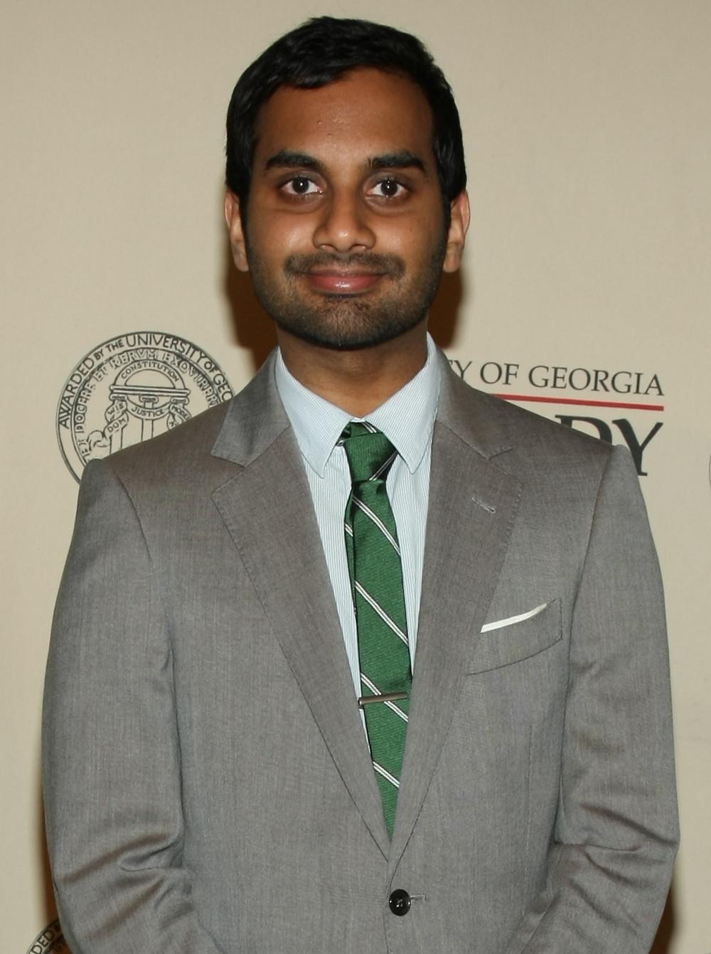 Aziz Ansari in 2012