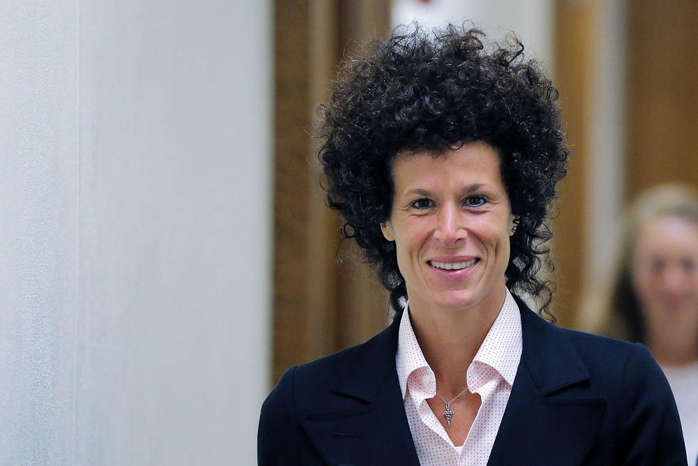 Photo of Andrea Constand by Lucas Jackson-Pool | Getty Images