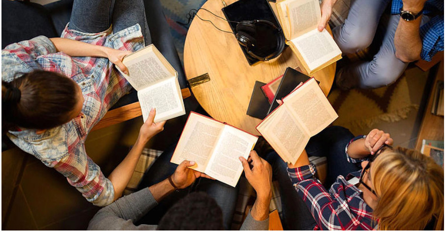 Friends and family can provide great summer reading recommendations.