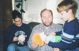 Meghan Markle, Thomas Markle, Sr. and Meghan Markle's nephew Tyler Dooley
