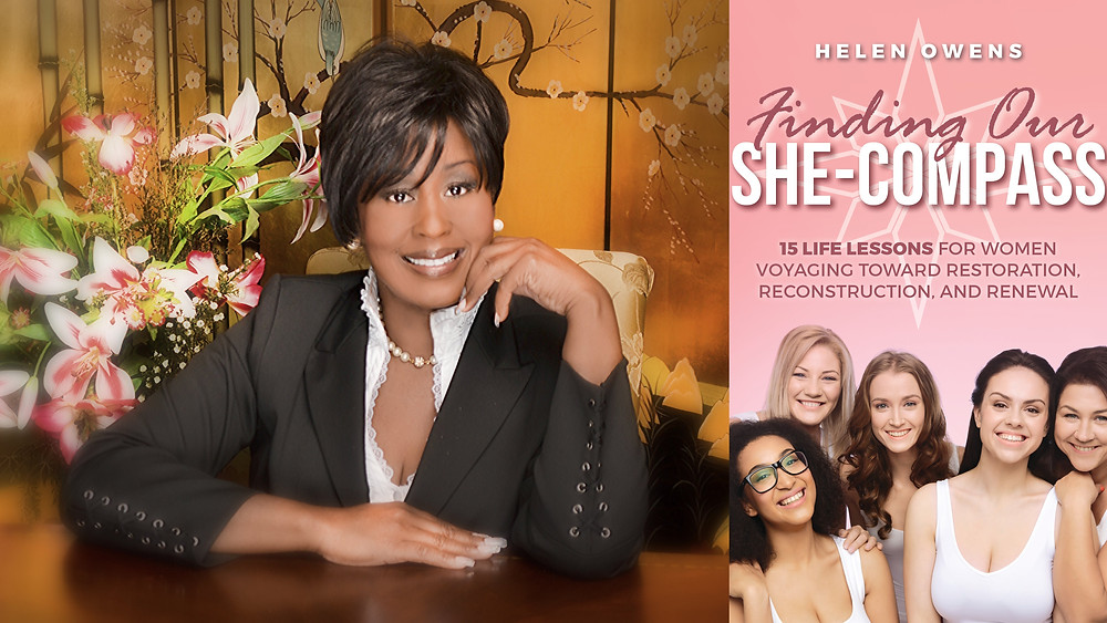 Helen Owens, author, Finding Our She-Compass