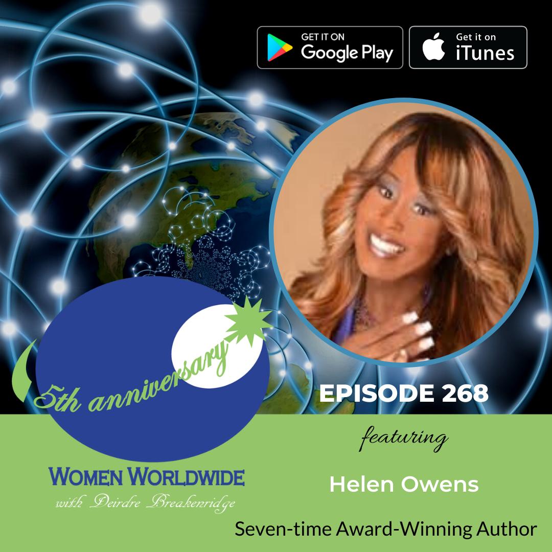 Women Worldwide featuring Helen Owens