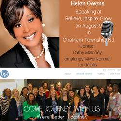 Helen Owens-Believe Inspire Grow