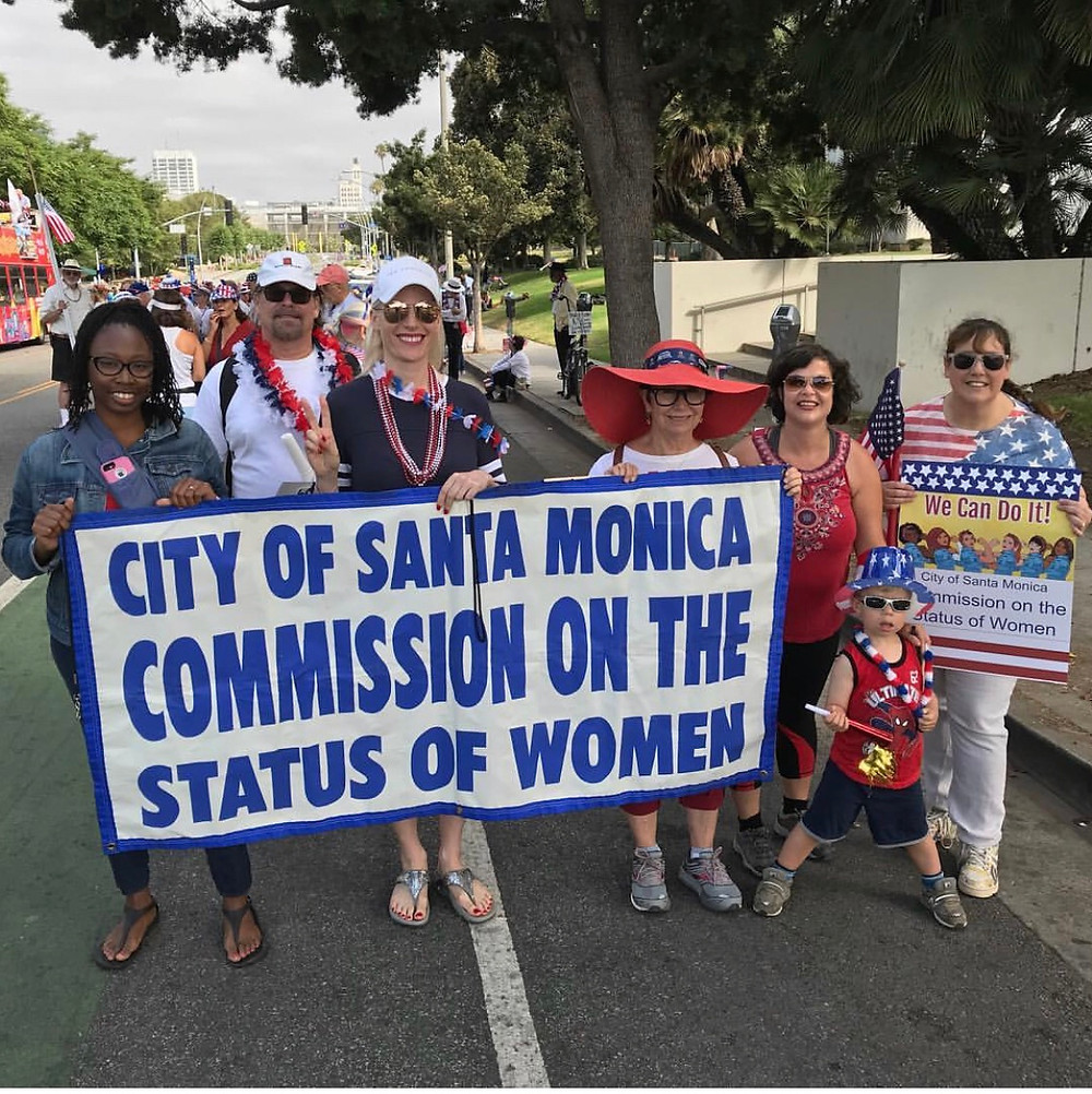 Christopoulos and the City of Santa Monica Commission on the Status of Women