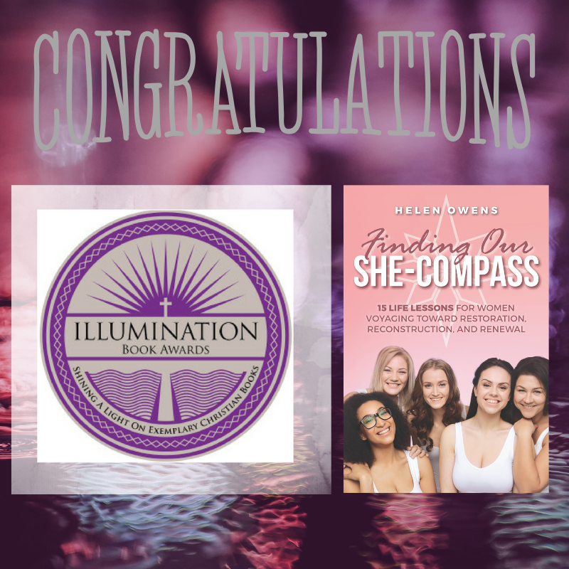 Illumination Book Awards Congratulations