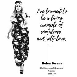 Helen Owens, Inspirational Speaker
