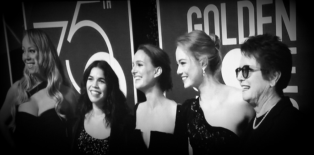 Who rules the world? Girls! Golden Globes 75th
