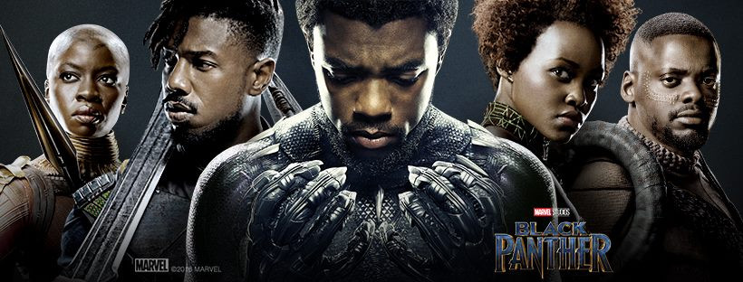 The Black Panther promotional poster
