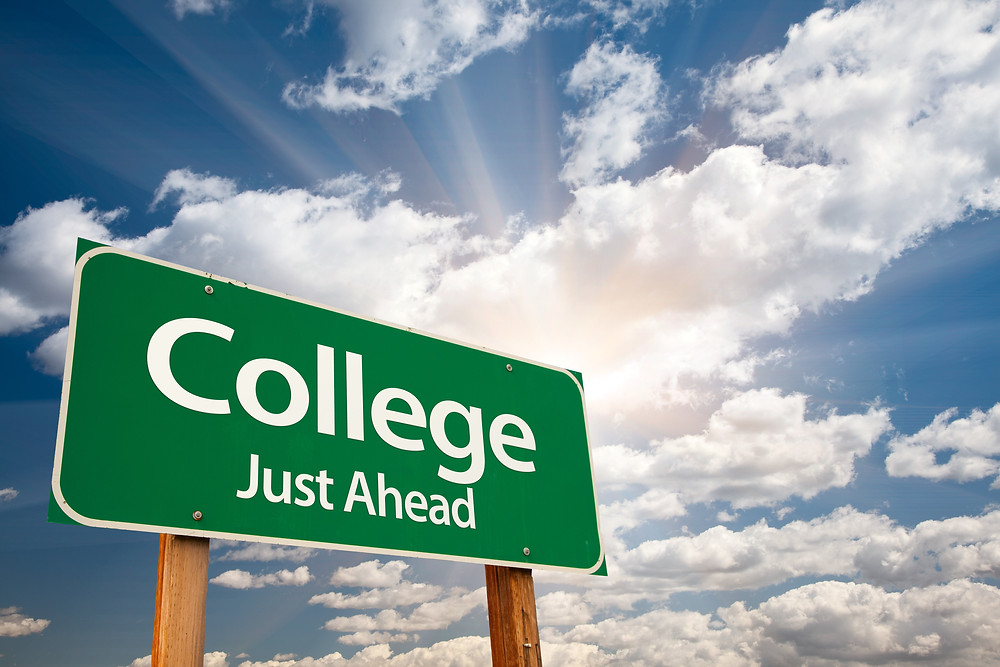 September is back to school month, but for students bound for college it's a new beginning.