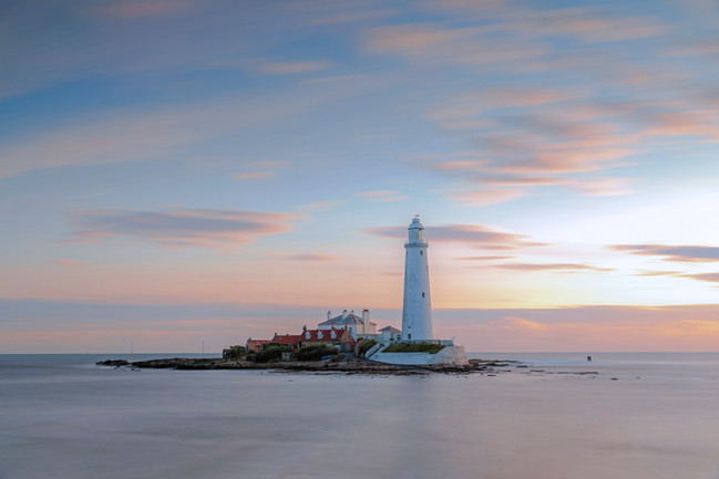 St. Mary's Lighthouse, Whitley Bay