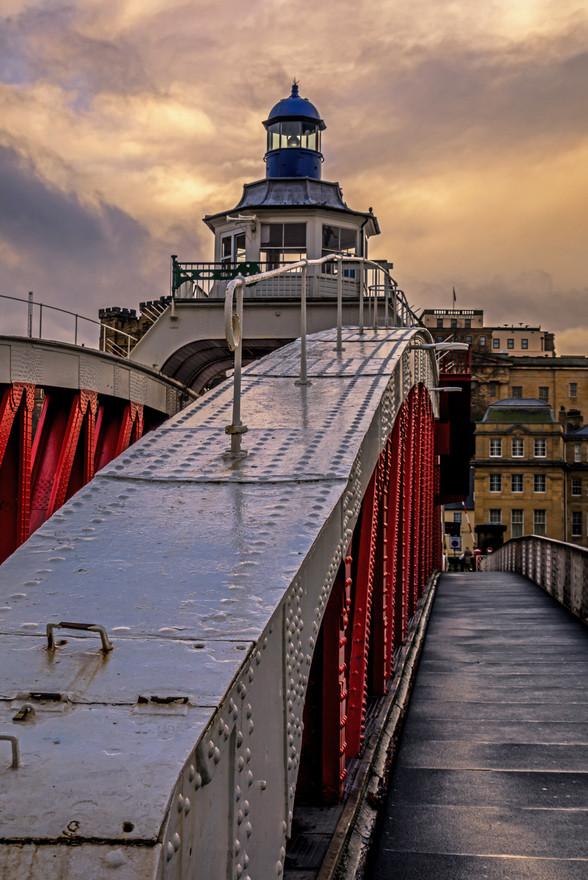 Swing Bridge, Newcastle upon Tyne